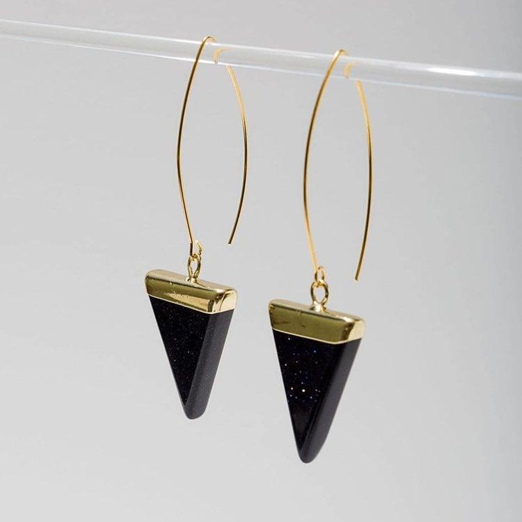 Larissa Loden Triune Earrings