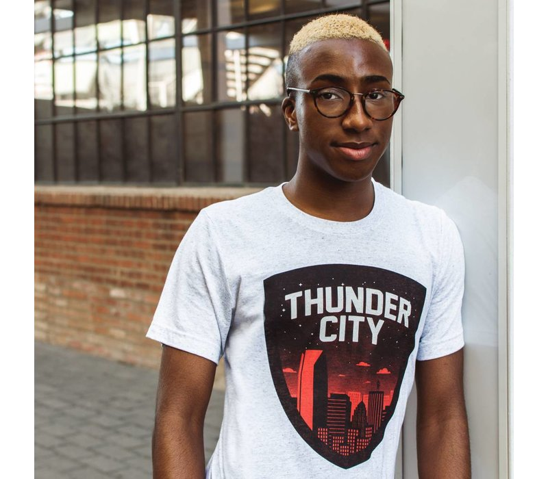 Thunder City Shield Tee