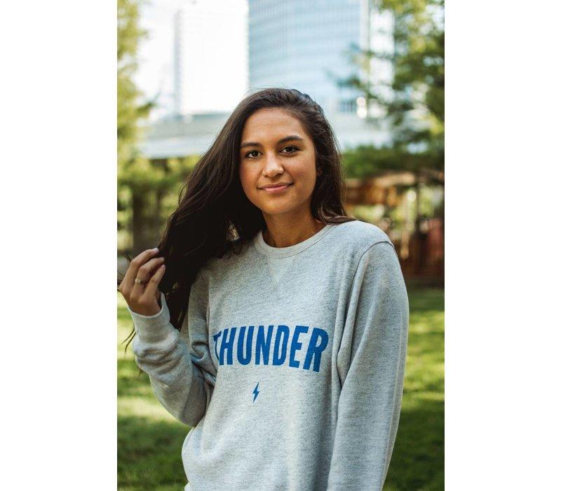 Thunder Classic Pullover Sweatshirt