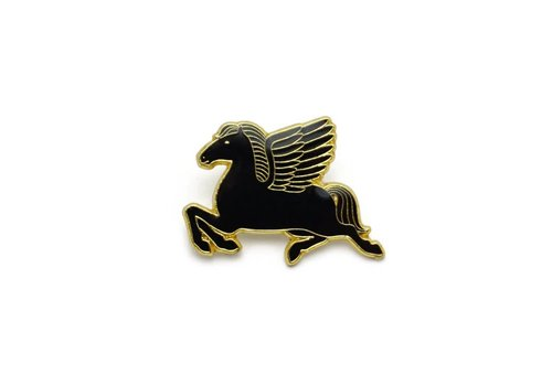 Lucky Horse Press Pegasus Enamel Pin