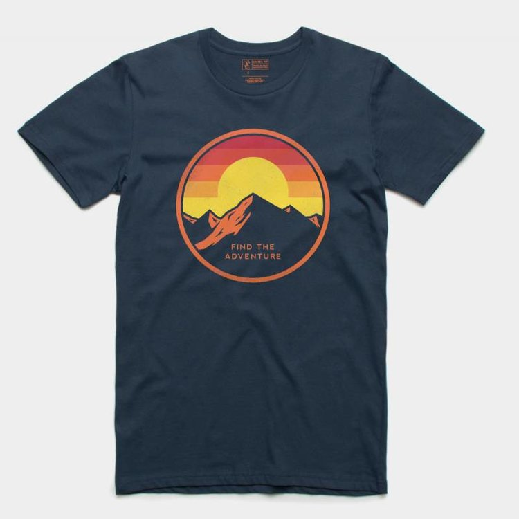 Shop Good Find the Adventure Tee