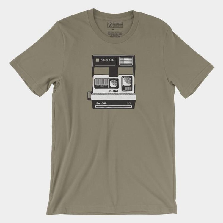 Shop Good Polaroid Sun 600 Tee