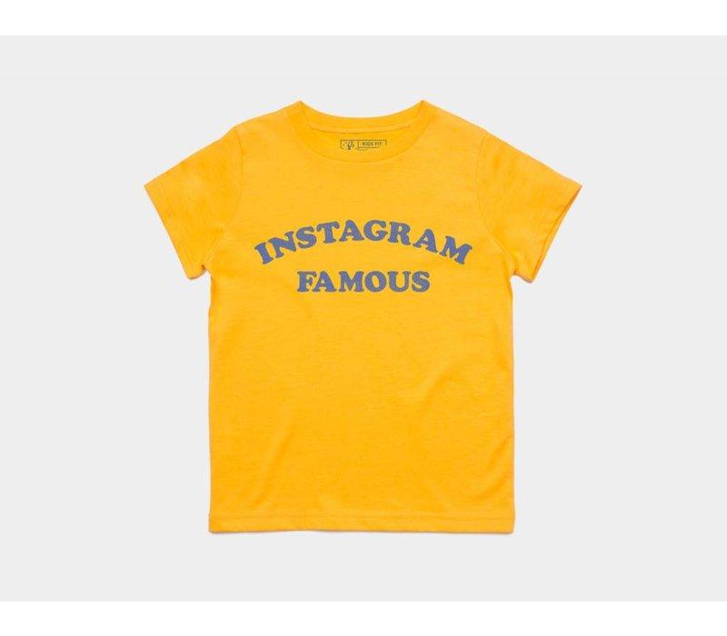 Instagram Famous Kids Tee