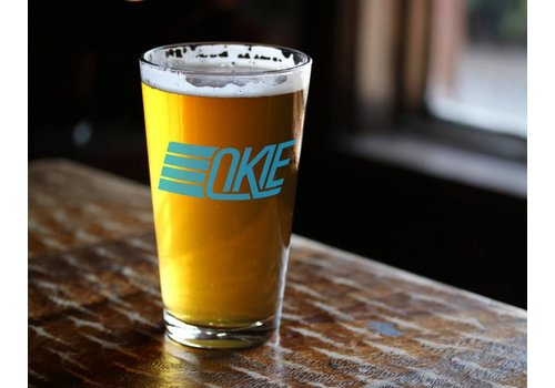 Shop Good Okie Track Pint Glass