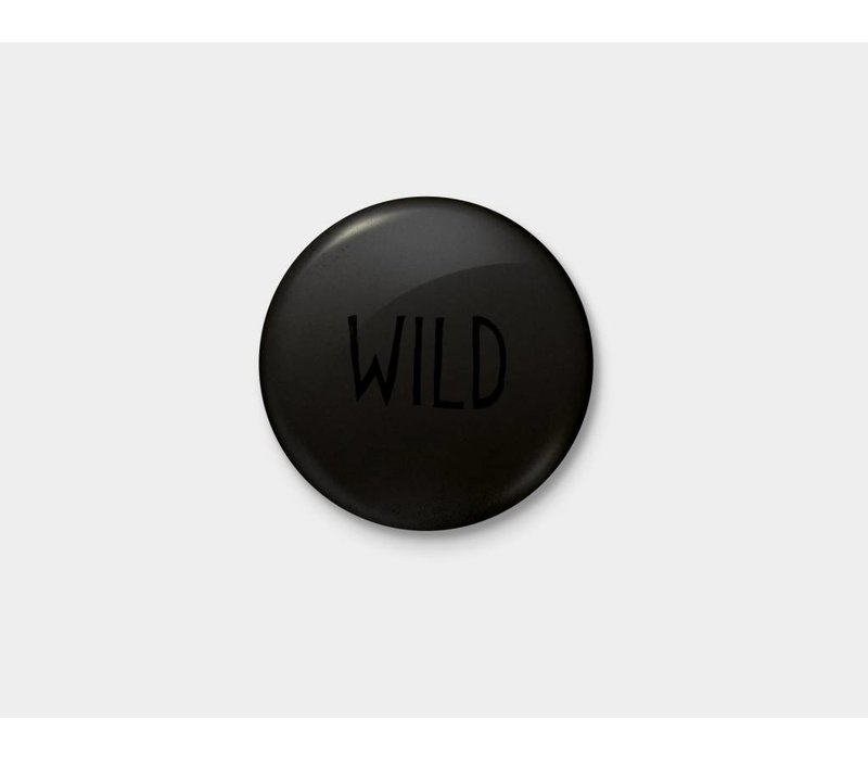 Wild Pinback Button