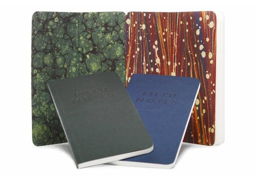 Field Notes Field Notes - End Papers Notebook 2-Pack Ruled