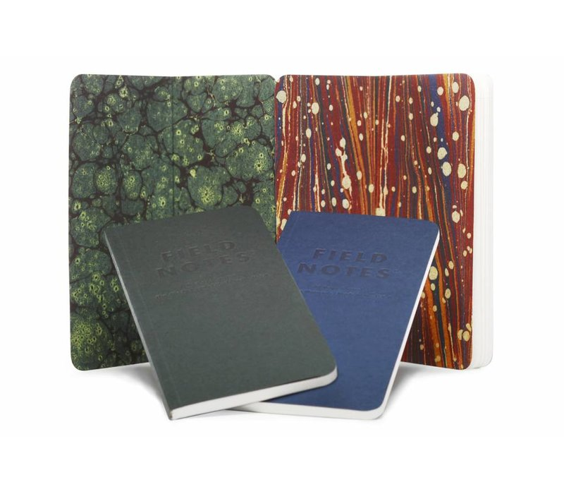 Field Notes - End Papers Notebook 2-Pack Ruled