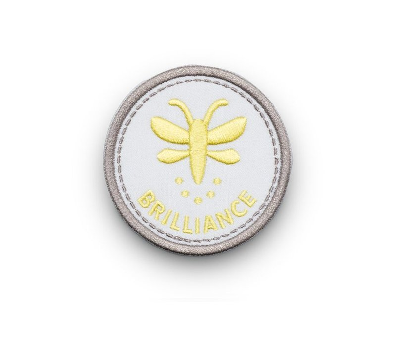 The Honor Society Patch - Brilliance