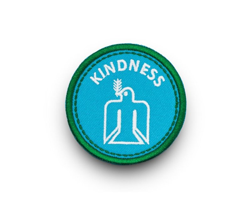 The Honor Society Patch - Kindness