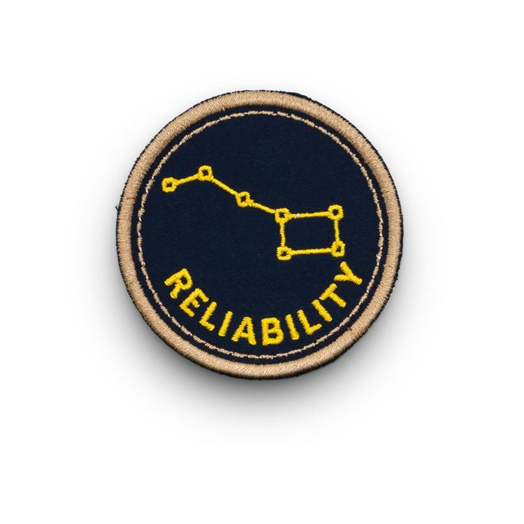 The Honor Society The Honor Society Patch - Reliability
