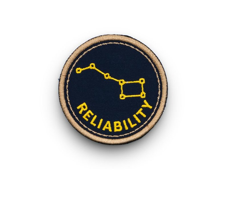 The Honor Society Patch - Reliability
