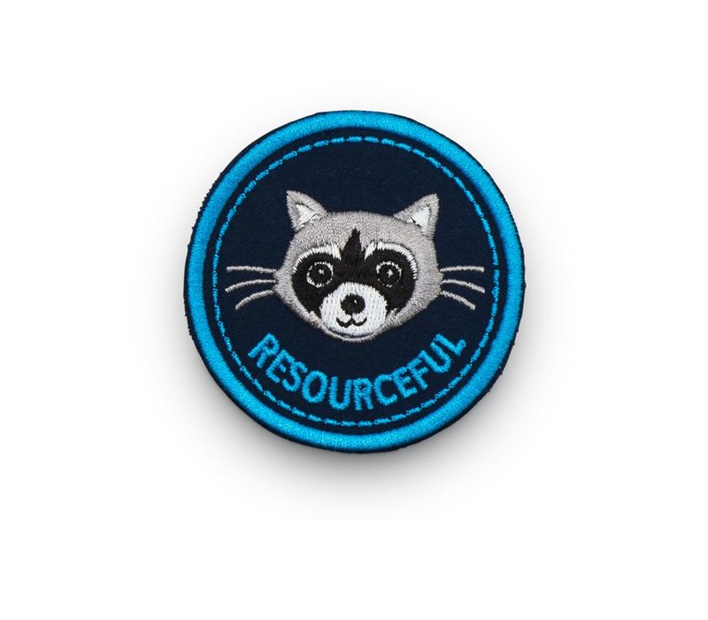 The Honor Society Patch - Resourceful