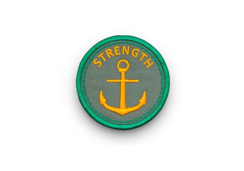 The Honor Society The Honor Society Patch - Strength