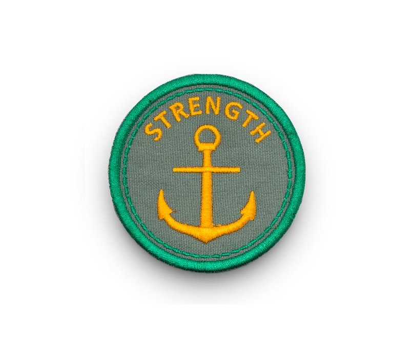 The Honor Society Patch - Strength