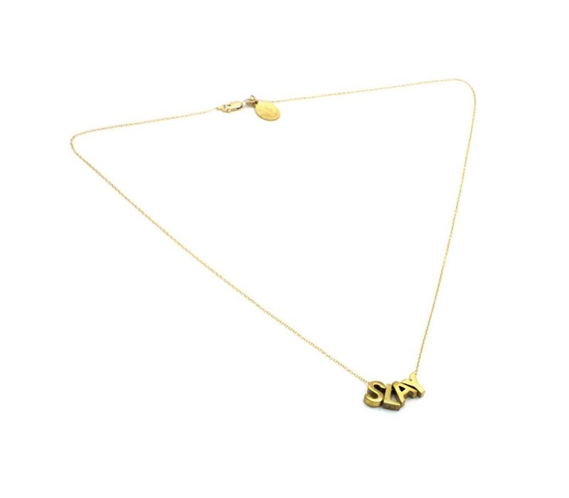 Slay Necklace
