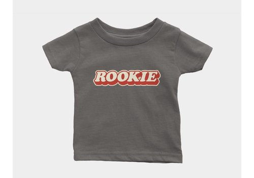 Shop Good Rookie Kids Tee Asphalt