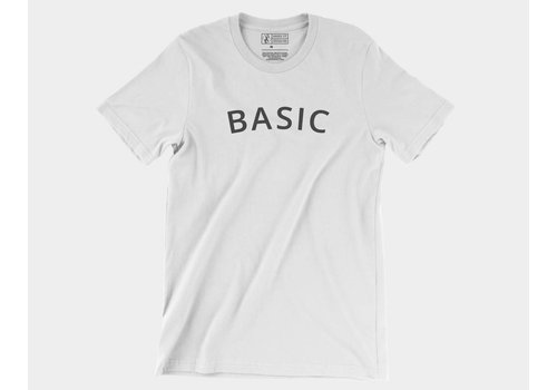 Shop Good Basic Tee White