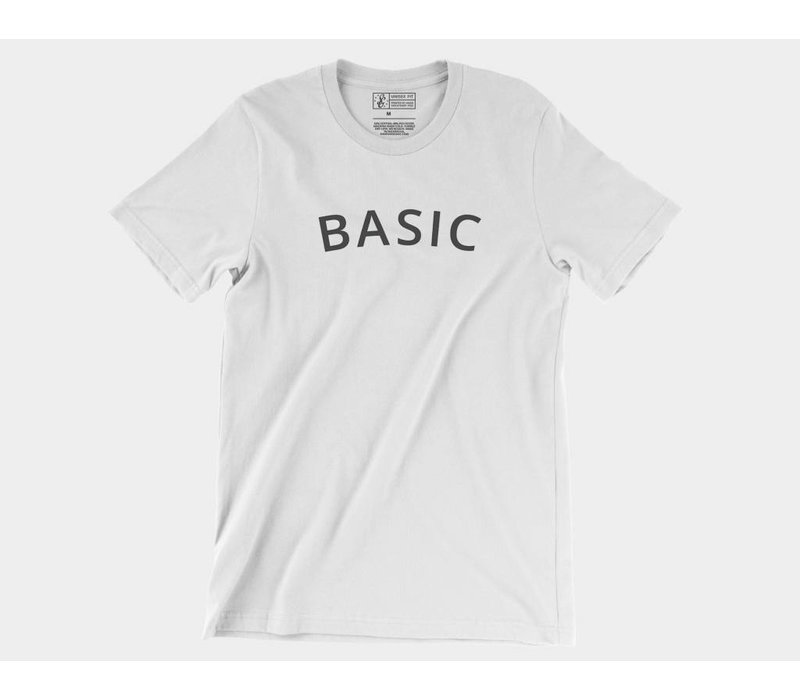 Basic Tee White
