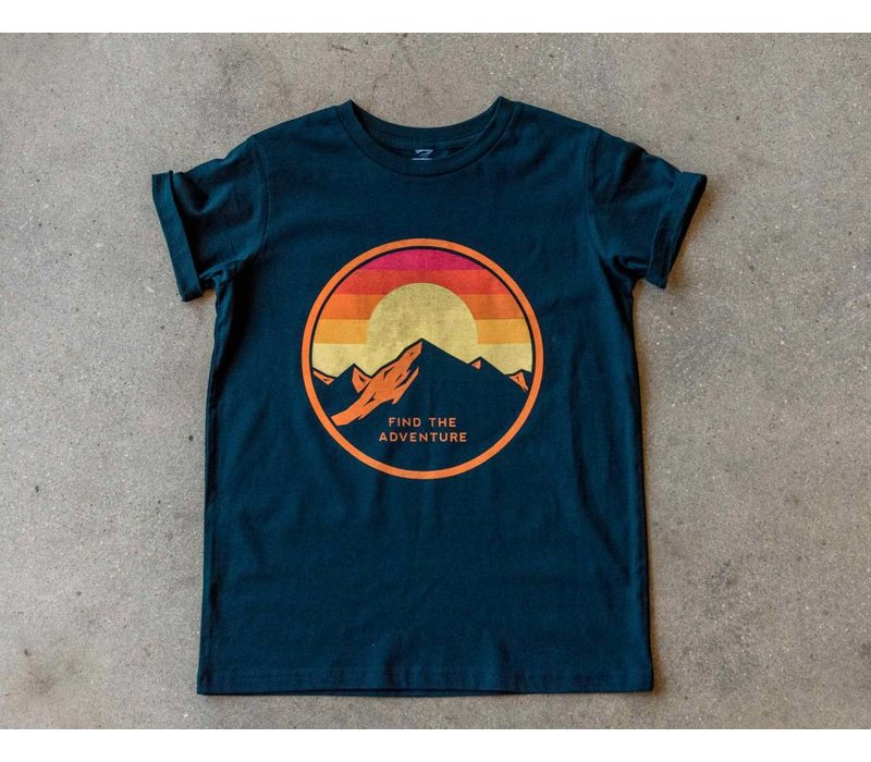 Find the Adventure Kids Tee