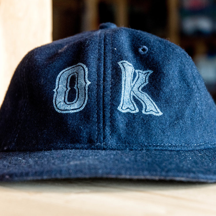 Shop Good OK Tradition Wool Hat