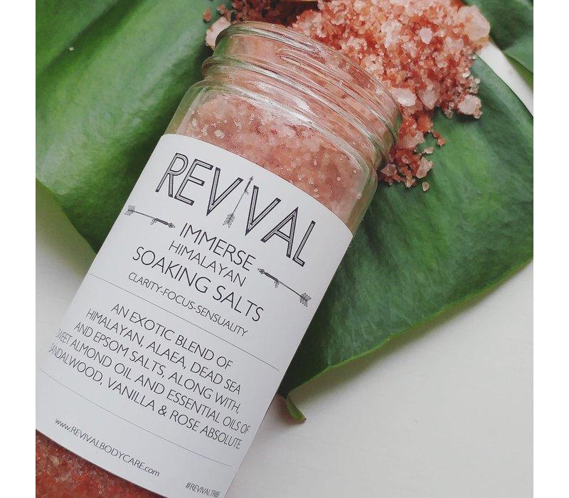 Himalayan Soaking Salts