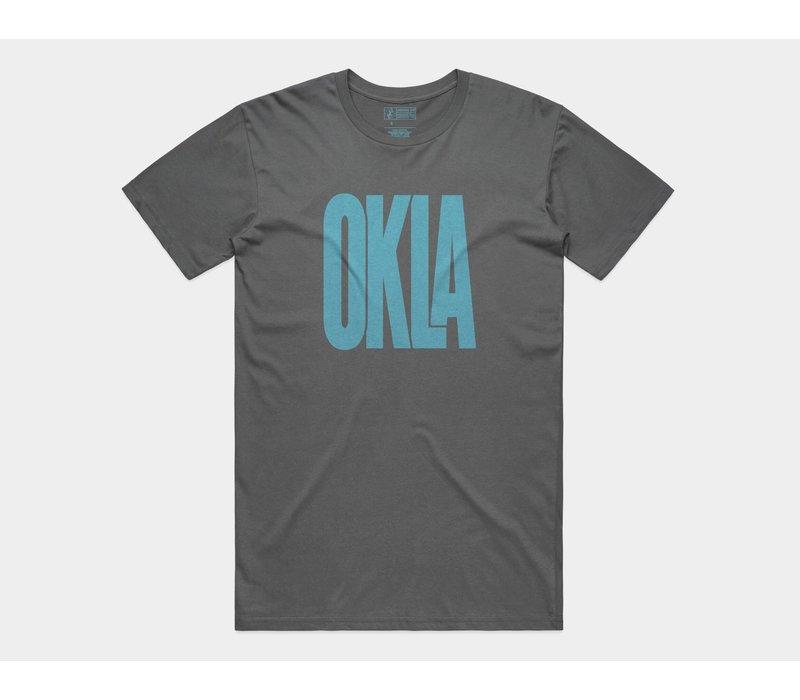 Sunny Oklahoma Tee Blue Skies