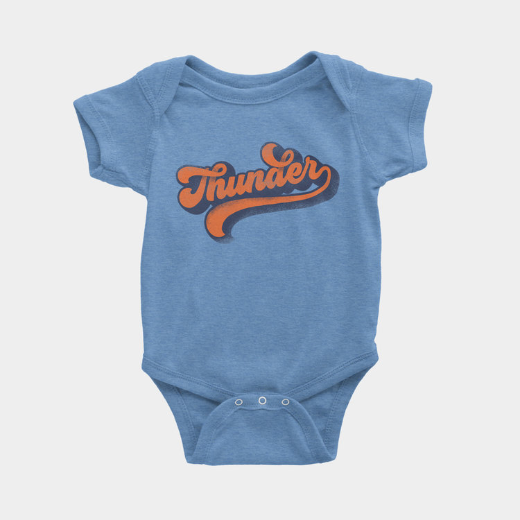 Shop Good Thunder Vibes Kids Onesie
