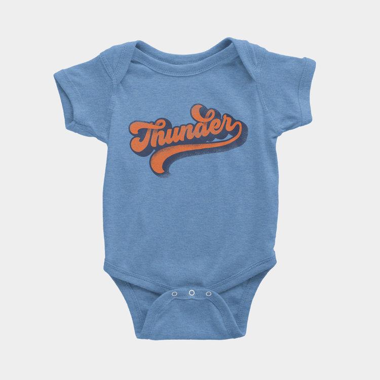 Shop Good Thunder Vibes Kids Onesie