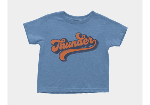 Shop Good Thunder Vibes Kids Tee