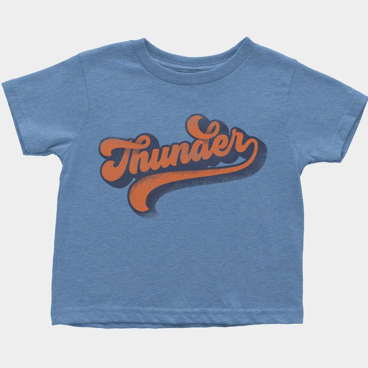 Shop Good Thunder Vibes Kids Tee