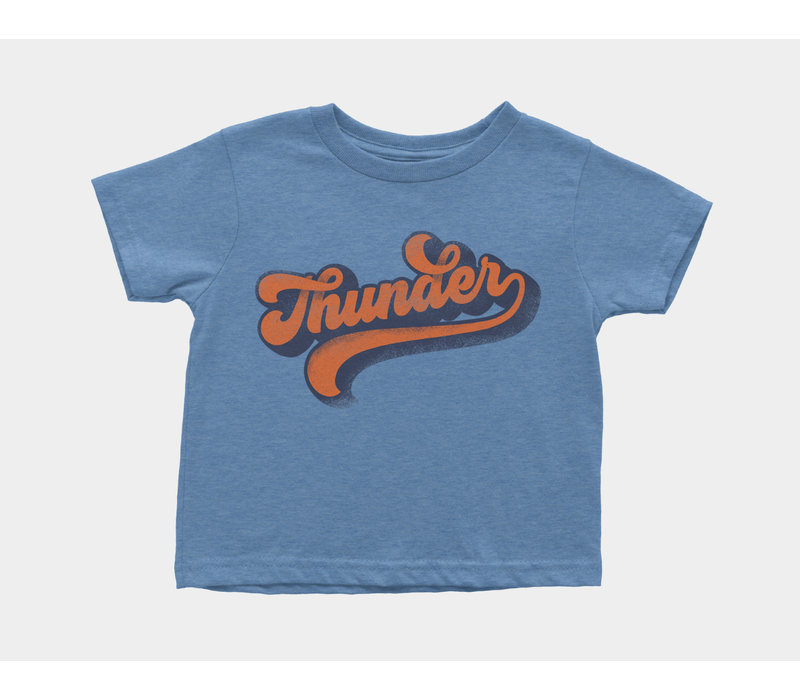 Thunder Vibes Kids Tee