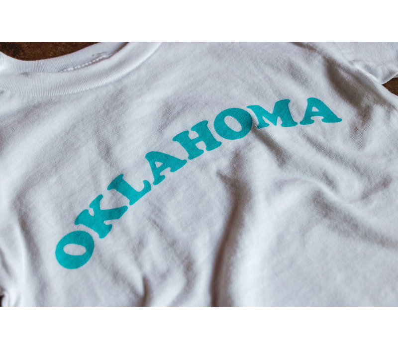 Oklahoma Throwback Kids Tee Fruity Pebbles