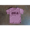 Shop Good OKLA Kids Tee Mauve Triblend
