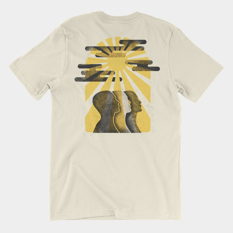 Shop Good Everybody Loves the Sunshine Tee Natural