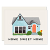 Slightly Home Sweet Home Greeting Card