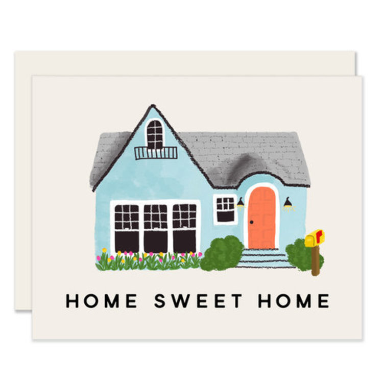 Slightly Home Sweet Home Special Occasion Greeting Card