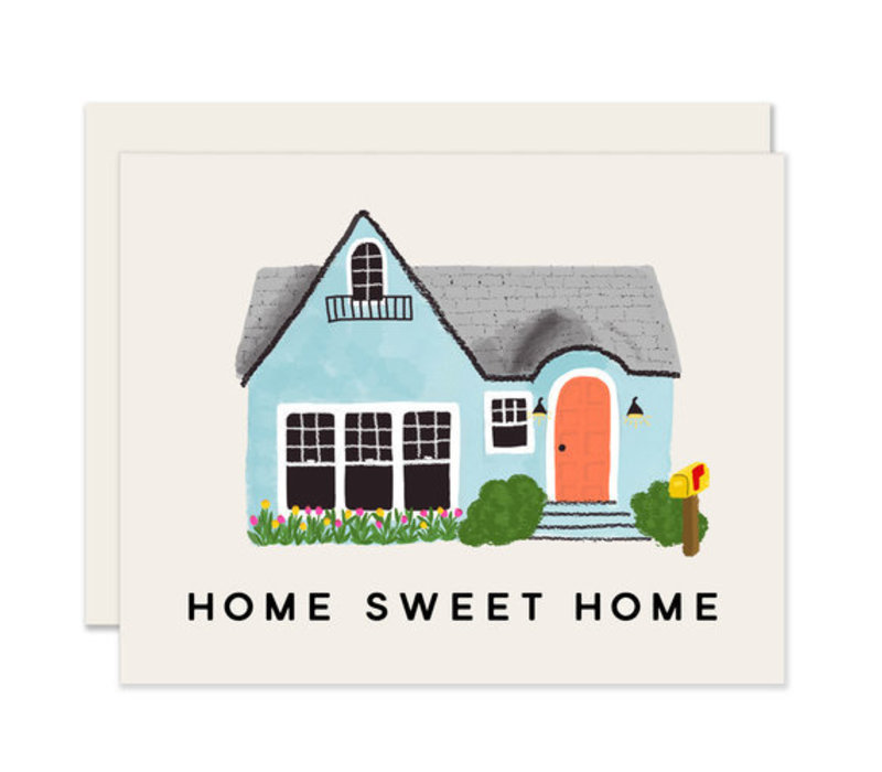 Home Sweet Home Special Occasion Greeting Card