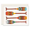 Slightly Oars Everyday Greeting Card