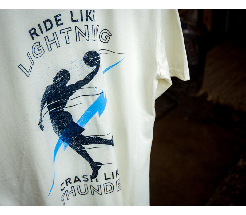 Crash Like Thunder Tee