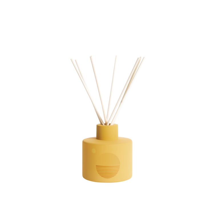 P.F. Candle Co. Golden Hour - 3.75 oz Sunset Reed Diffuser