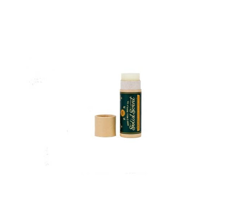 LUMBERJACK Unisex Solid Fragrance -Cedarwood + Black Pepper