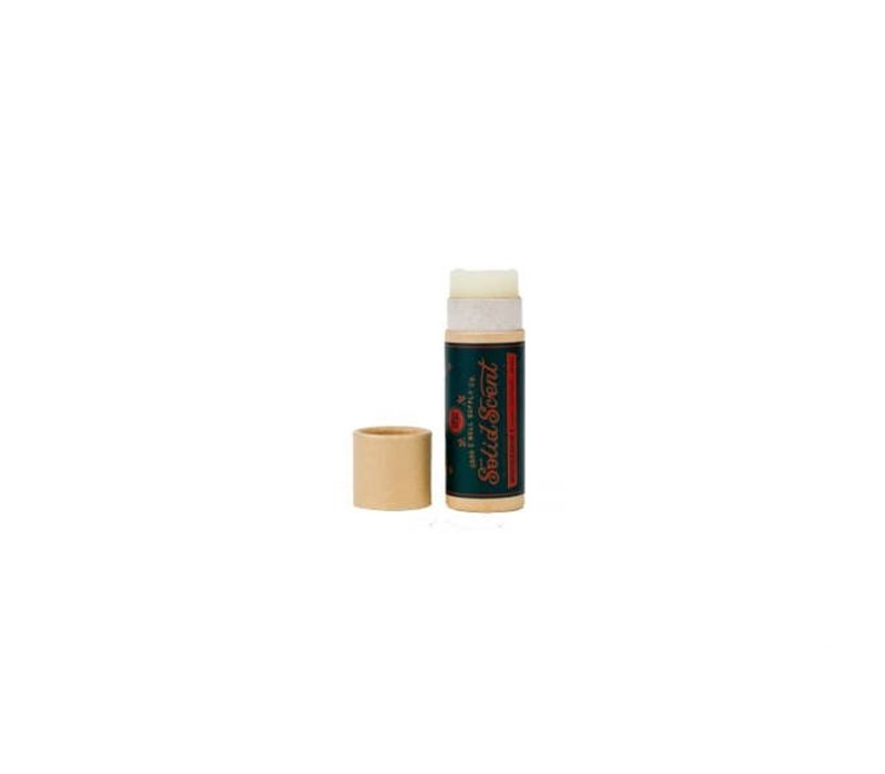 WOODSMOKE Unisex Solid Fragrance -Clove Patchouli + Smoke