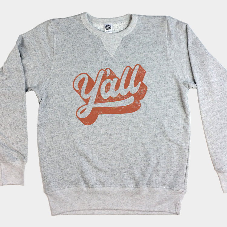 Shop Good Y'all Pullover Sweatshirt