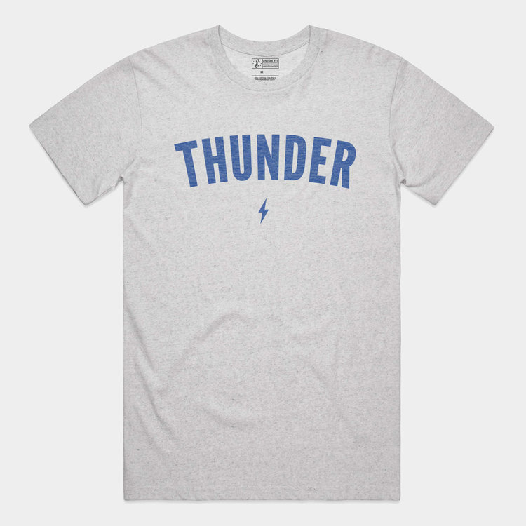 Shop Good Thunder Classic Tee White Heather