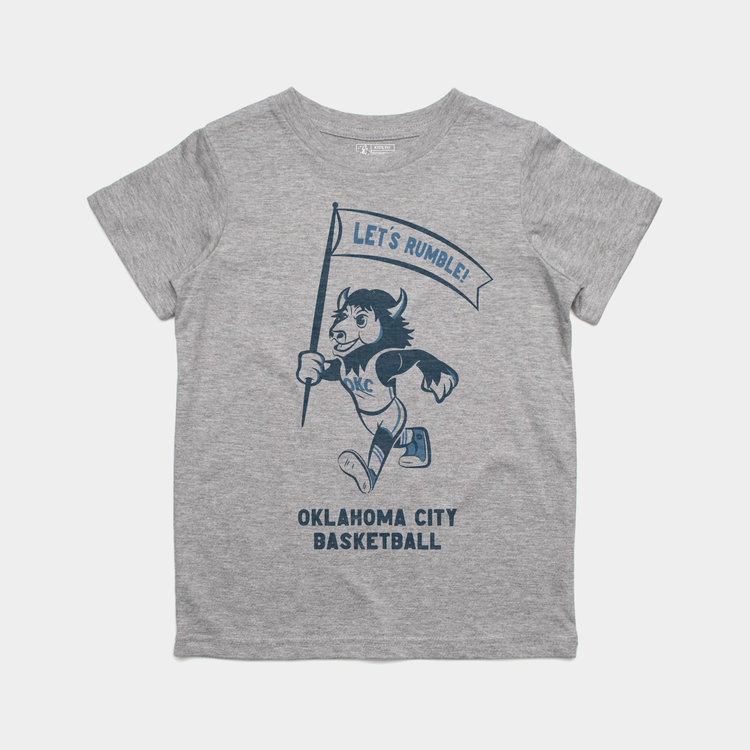 Shop Good Throwback Rumble Kids Tee