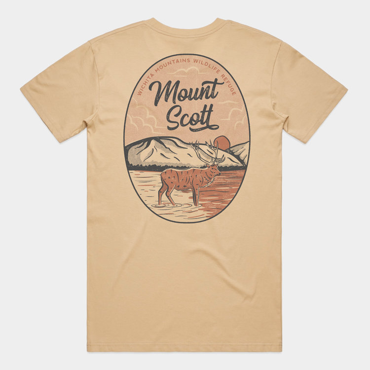 Shop Good Mount Scott Tee