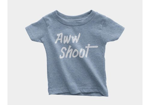 Shop Good Aww Shoot Kids Tee