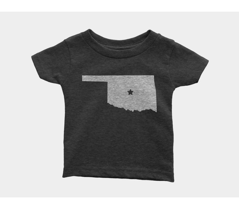 Center of OK Kids Tee