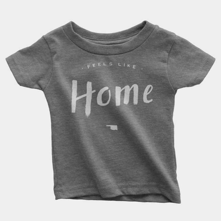 Shop Good Feels Like Home Kids Tee