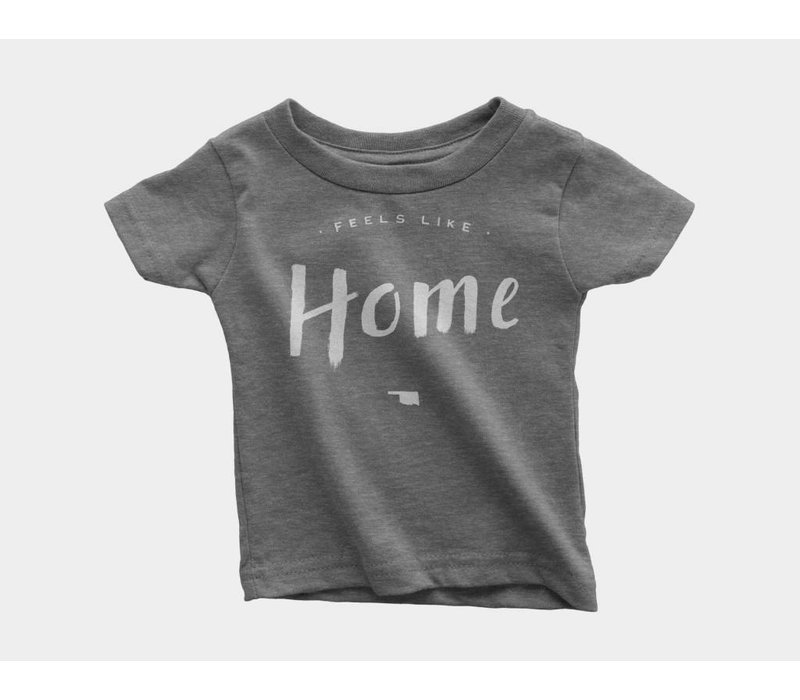 Feels Like Home Kids Tee